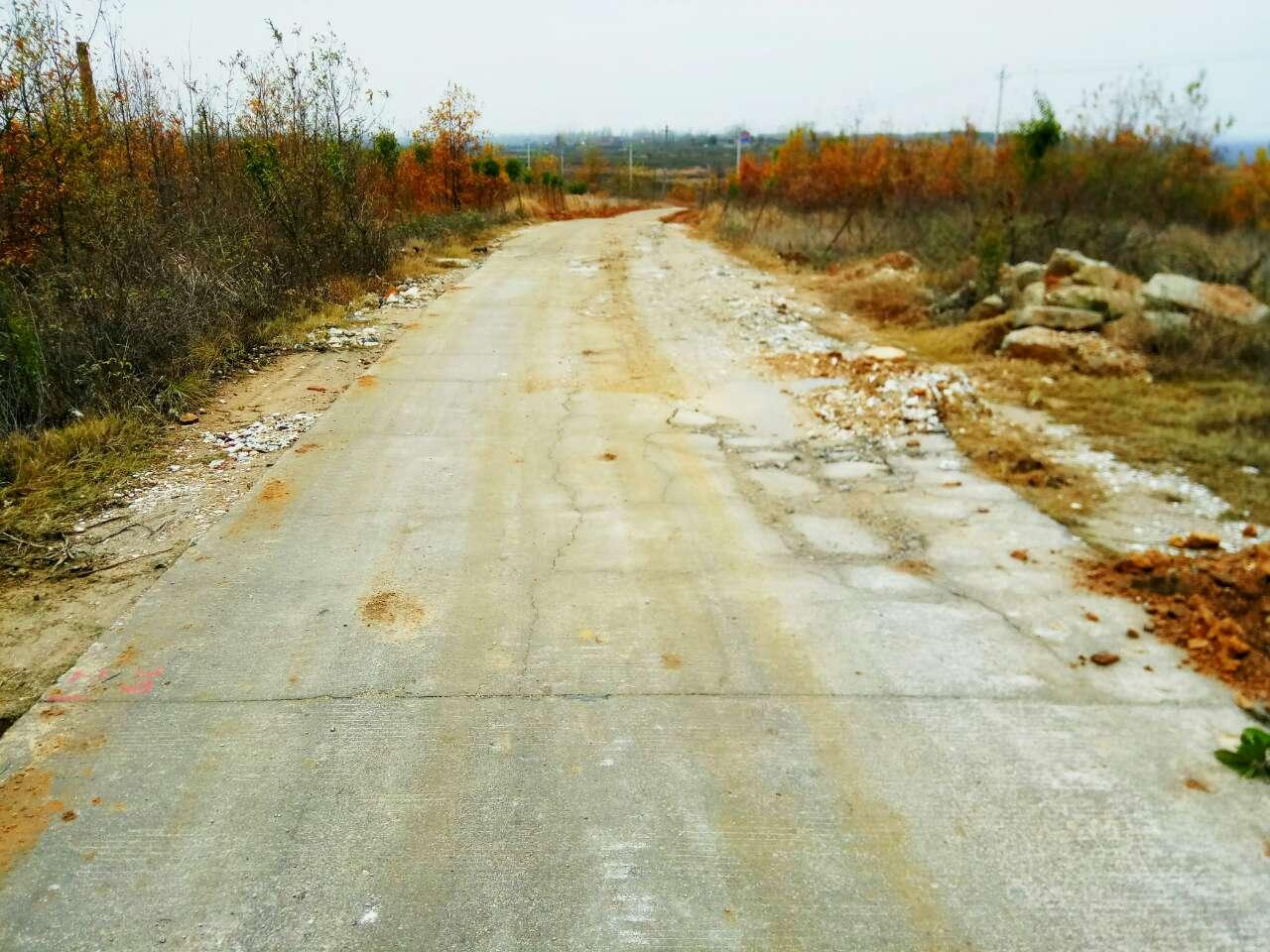 唐镇至华宝山风景区公路全线扩宽与部分翻修正在进行时